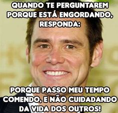 Page 3 Read Só 198 from the story Só Coisas Legais 3 (MEMES) by CDoceMel (Mel) with reads. Funny Quotes, Funny Memes, Jokes, Turn Down For What, Otaku Meme, Bts Memes, Laughter, Comedy, Fitness Motivation