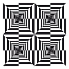 optical illusion b&w - Buscar con Google