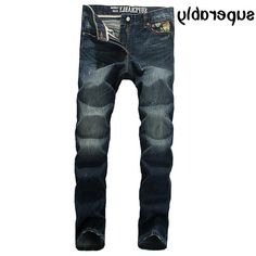 32.99$  Buy now - https://alitems.com/g/1e8d114494b01f4c715516525dc3e8/?i=5&ulp=https%3A%2F%2Fwww.aliexpress.com%2Fitem%2FFashion-Designer-Men-Jeans-Flowers-Back-Pocket-Denim-Pants-Superably-Brand-Jeans-Men-Ripped-Jeans-For%2F32782888743.html - Fashion Designer Men Jeans Flowers Back-Pocket Denim Pants Superably Brand Jeans Men Ripped Jeans For Men Distressed Trousers