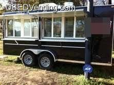 New Listing: http://www.usedvending.com/i/2011-7-x-16-C-W-Mobile-Kitchen-Concession-Trailer-/TX-P-198N  2011 16ft. CW Mobile Kitchen Concession Trailer
