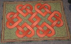 2013 Show & Tell - Woolwrights Rug Hooking Guild