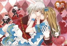 Alice Liddell and Peter White: Alice X Peter