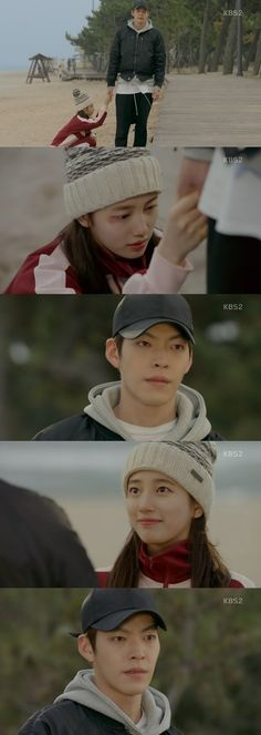 """[Spoiler] 'Uncontrollably Fond' Suzy confesses to Kim Woo-bin, """"I missed you"""" holding his hands"""