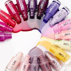 The One. By Oriflame Cosmetics The One, Oriflame Business, Mack Up, Oriflame Beauty Products, Nail Logo, Long Lasting Nail Polish, Beauty Companies, Nail Polish Art, Matte Nails