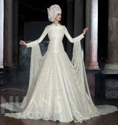c9a5f4146acba 7 Best Nüans Wedding Dress images in 2012 | Wedding engagement ...