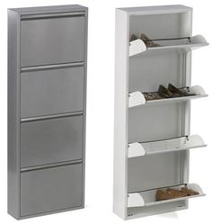 4-Drawer Shoe Cabinet from The Container Store