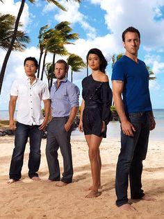 Hawaii 5-0 my fav show :)