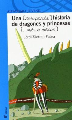 La historia nos remite de inmediato a los libros de caballería y especialmente a uno de los capítulos del Quijote. El autor trata con ironía y humor la típica historia de princesas secuestradas, dragones y valientes héroes… ¡en un libro en el que todo está al revés!