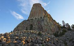 Devil's tower monument