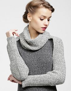 1000+ images about Scarf & Cowl Knitting Patterns on Pinterest Pattern ...