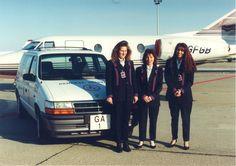 IHO - Repülés - Kisgépek a nagy repülőtéren: ferihegyi GA-sztori