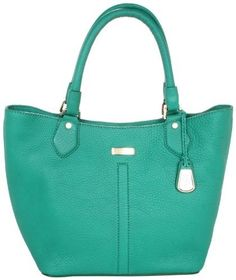 awesome pics: Cole Haan Women's Serena Village Small Triangle Tote,Emerald,One Size Cole Haan