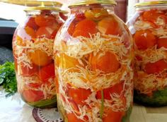 Snack Recipes, Snacks, Finger Foods, Preserves, Salsa, Herbalism, Cabbage, Chips, Jar