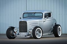 Awesome silver rod!