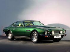 Aston-Martin V8 Vantage