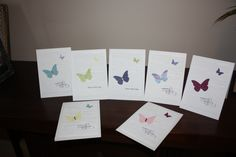 Mothers Day Cards - Stampin' Up