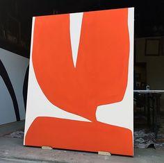 Diy Wall Art, Diy Art, Painting Inspiration, Art Inspo, Abstract Expressionism, Abstract Art, Red Artwork, Oeuvre D'art, Minimalist Art