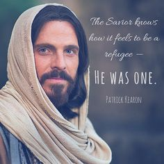"""Elder Patrick Kearon: """"The Savior knows how it feels to be a refugee — He was one."""" #LDS #LDSconf #quotes"""