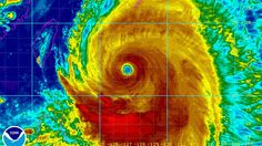 Typhoon Neoguri reached sustained winds of over 150 miles per hour Sunday, making it a 'super typhoon,' as it continued to gain force and ap...