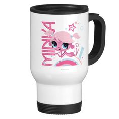 Minka en la ciudad grande 1. Regalos, Gifts. Producto disponible en tienda Zazzle. Tazón, desayuno, té, café. Product available in Zazzle store. Bowl, breakfast, tea, coffee. #taza #mug