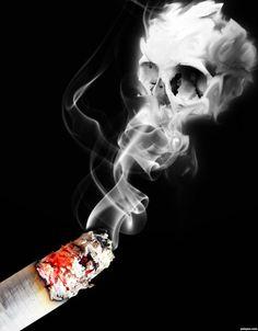 / Smoke Art, Up In Smoke, Smoking Kills, Skull Art, Dark Art, Brows, Portrait, Artist, Artwork