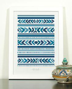 <3 patterns :]
