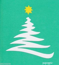 Christmas Trees STENCIL 2 sizes Decoration Star Xmas Crafts SUPERIOR 250 MYLAR