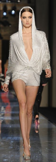 Sparkle brighter darling / karen cox. Donatella Has Us Gaga For Atelier Versace's Couture Collection