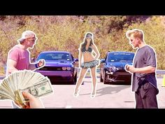 $10,000 DRAG RACE VS. MY BROTHER (SO CLOSE) - YouTube