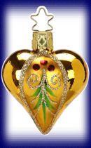 Evergreen, Heart, inkagold