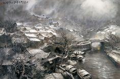 Zhao Wuchao,  Fine Art Gallery