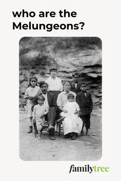The Melungeon people from Appalachia can be tough for descendants to trace. Learn some origin theories and tips for starting your research.