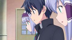 Primer vídeo promocional del Anime 'Isekai wa Smartphone to Tomo ni.'