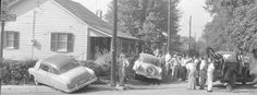 Vintage car wreck, Ayr and West Market Streets, Leesburg, VA. Wagons in vintage Street scenes - Page 144 - Station Wagon Forums