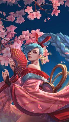 Arena of Valor Game Character Design, Fantasy Character Design, Character Art, Fantasy Inspiration, Character Inspiration, Fantasy Characters, Anime Characters, Splash Art, Mobile Legend Wallpaper