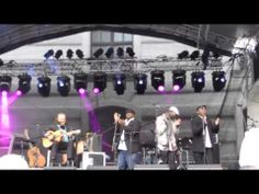 ▶ Hans Theessink & Band - Love You Baby -  31. Wiener Stadtfest 2014 - YouTube