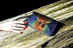 Tiffanini Python Multicolor / bag Star rainbow /