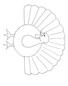 turkey fall coloring pages | Pippi Longstocking coloring pages | Craft Ideas ...