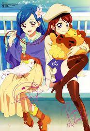 Sora and Ran...PRETTY!