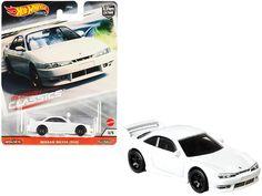 Nissan Silvia (S14) White \Modern Classics