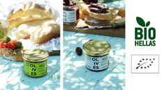 *Organic Pastes from Olives* Green & Kalamata organic paste, certified by Bio Hellas /// Rich and balanced flavor! www.agorafinefoods.com Baking Ingredients, Olives, Cookie Dough, Olive Oil, Olive Green, Organic, Cookies, Food, Biscuits