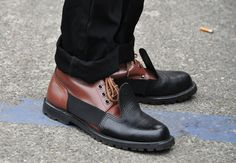 Tommy Ton's Street Style: Pitti Uomo and Milan: 1/11 #shoes