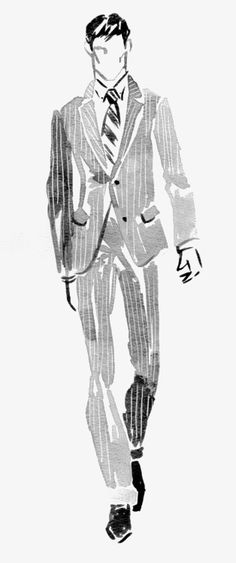 Pictures of fashion sketches men suits - Illustration Mode, Fashion Illustration Sketches, Fashion Sketchbook, Fashion Sketches, Drawing Fashion, Fashion Art, Trendy Fashion, Mens Fashion, Fashion Design