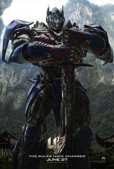 Image result for optimus prime transformers 4