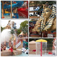 What's your favorite part of Pharaoh's Phortress? #ThisIsMyBeach