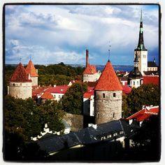 Sunny day    Tallinn Tallinn Tallinn  Estonia  www.tallinn.com/live Sunny Days, Cathedral, Live, Building, Travel, Viajes, Buildings, Cathedrals, Destinations