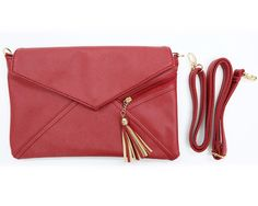 Clutch Bag with Tassel Red http://www.megapui.com/index.php?id_product=341&controller=product&id_lang=1#/color-dark_red