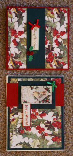 Christmas Cards 2014 - #4 - Scrapbook.com