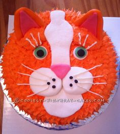 Coolest 12 Year Old Cat Lovers Cake - 1