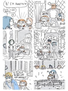 """""""Another Fire Emblem comic appears ! It's about Annette coz she's great Fire Emblem Characters, Video Game Characters, Video Games Funny, Funny Games, Fire Emblem Games, Blue Lion, Poor Children, Art Memes, Illustration"""